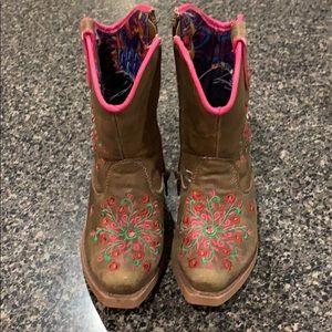Blazin Roxx toddler cowgirl boots